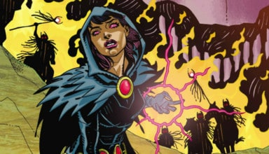 RAVEN: DAUGHTER OF DARKNESS #8