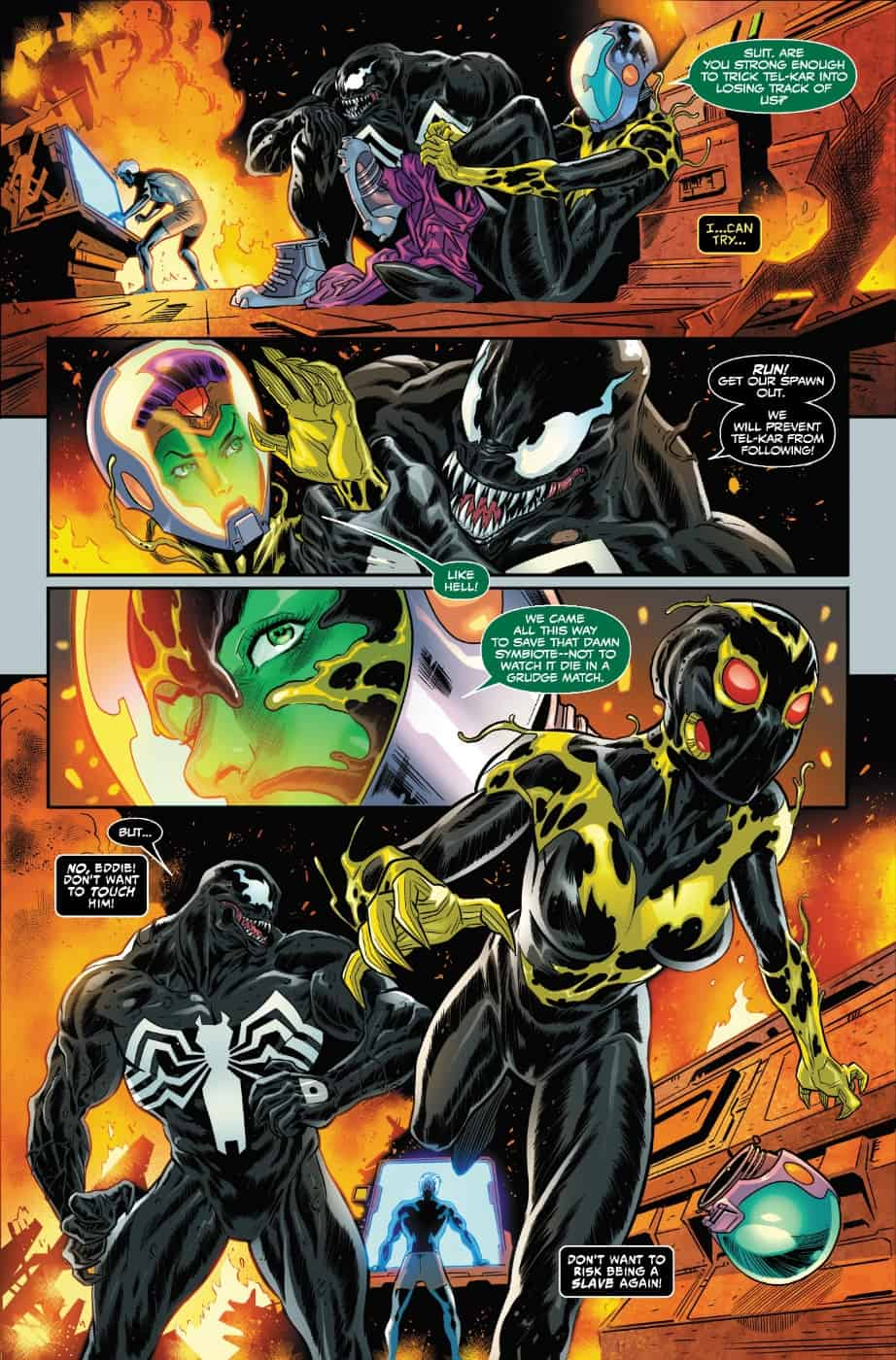 VENOM: FIRST HOST #5 page 5