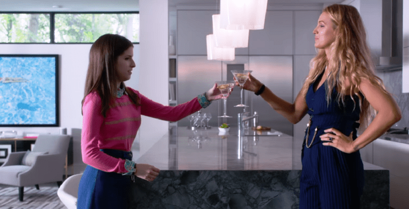 A SIMPLE FAVOR: Cheers!