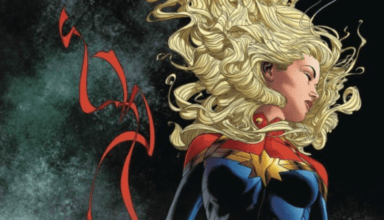 the life of captain marvel #3