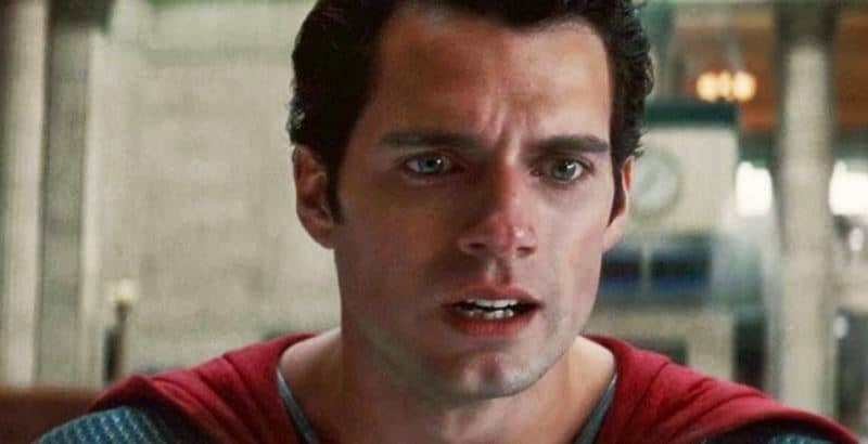 Cavill: Shocked Superman