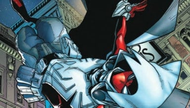 infinity wars: arachknight #1