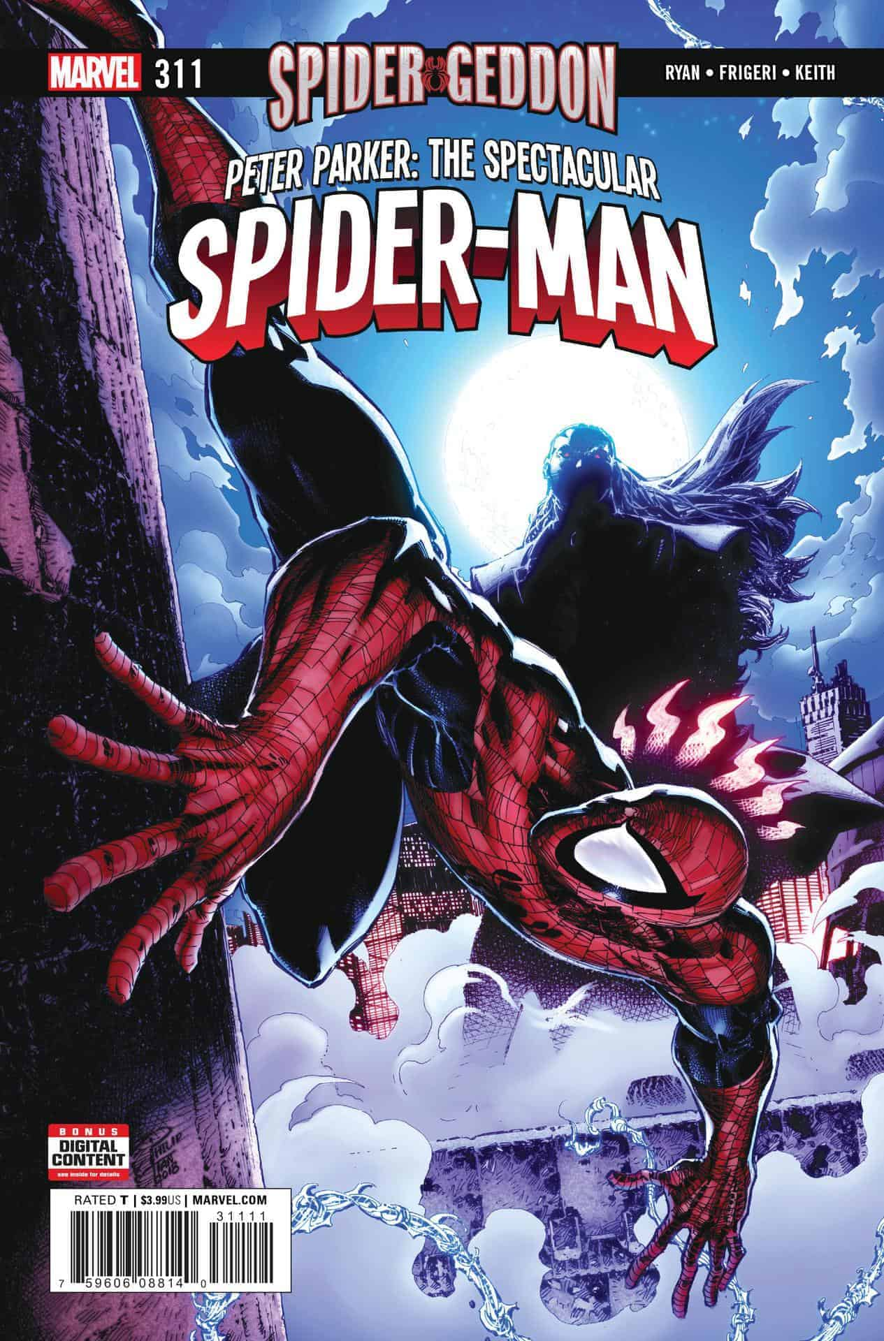 peter parker: the spectacular spiderman #311