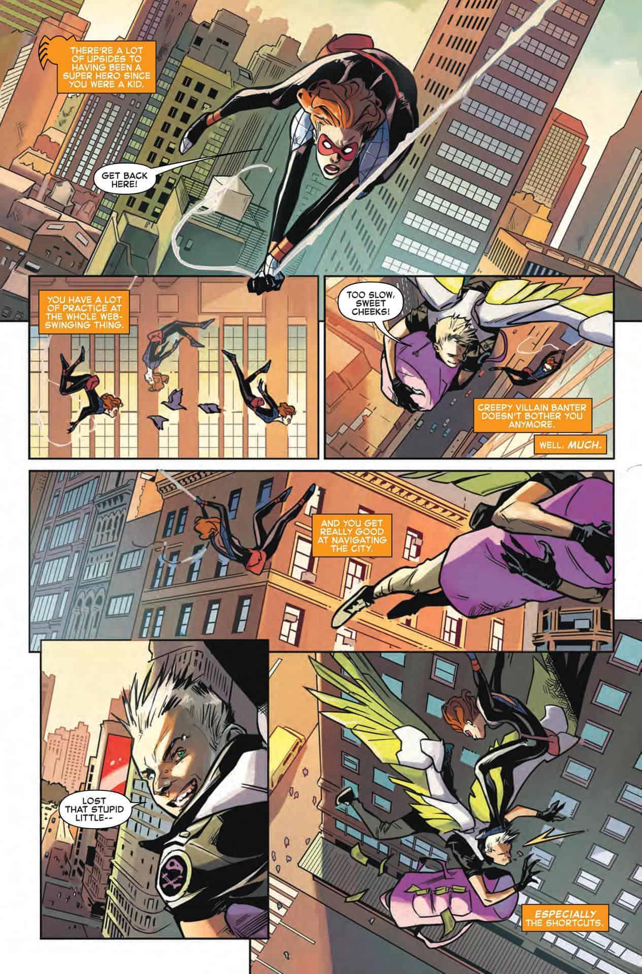 spider-girls #1