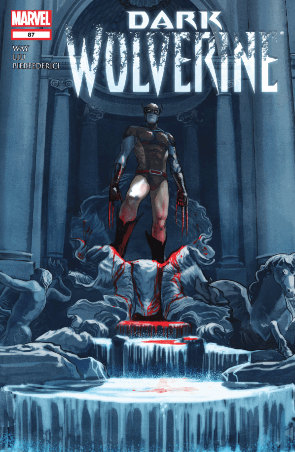 Daken in Dark Wolverine