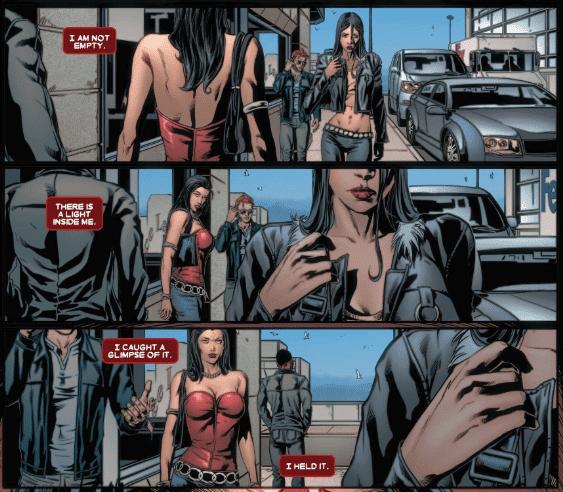 Laura Kinney in X-23