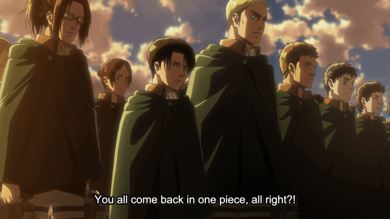 ATTACK ON TITAN Episode 49 Review: Battle Looms - ComicsVerse