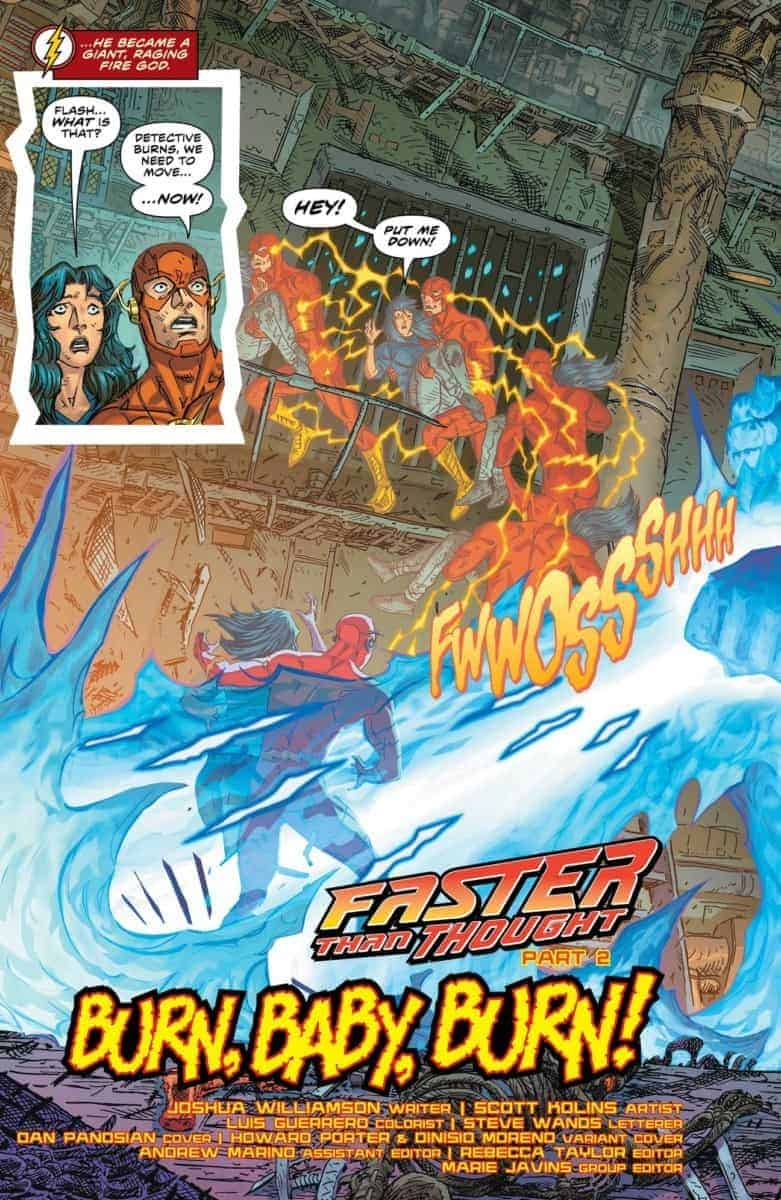 THE FLASH #56