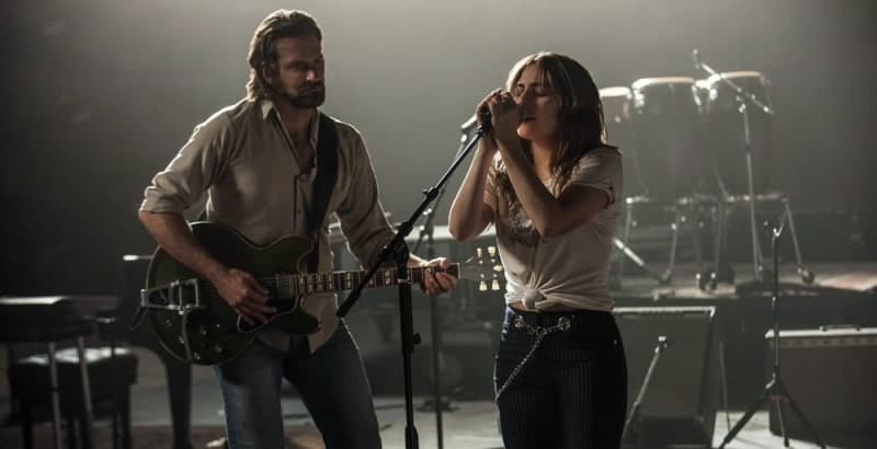 STAR IS BORN: Gaga steps up for first time