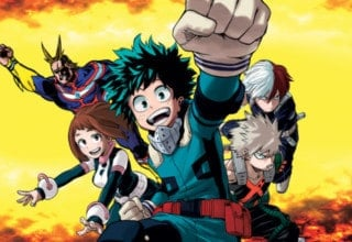 My Hero Academia Viz Visual