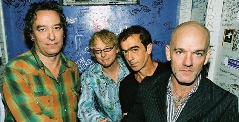 Superman Songs: R.E.M.