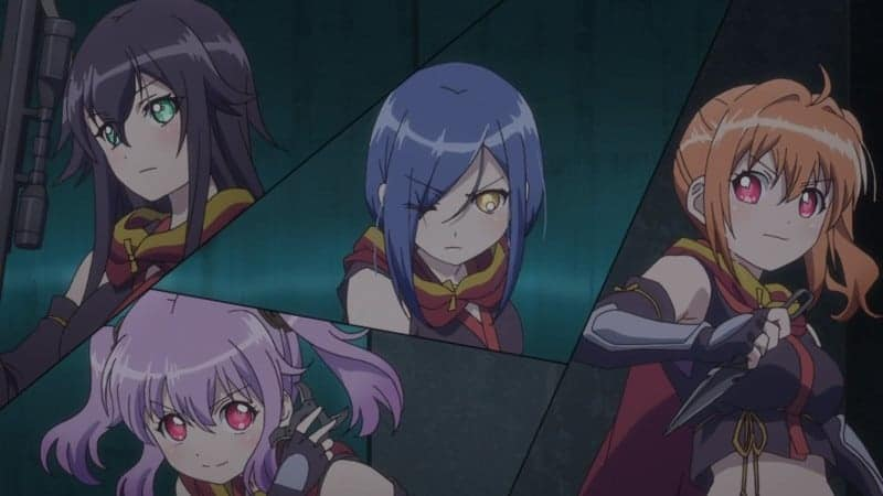 The spies of RELEASE THE SPYCE ready for a fight