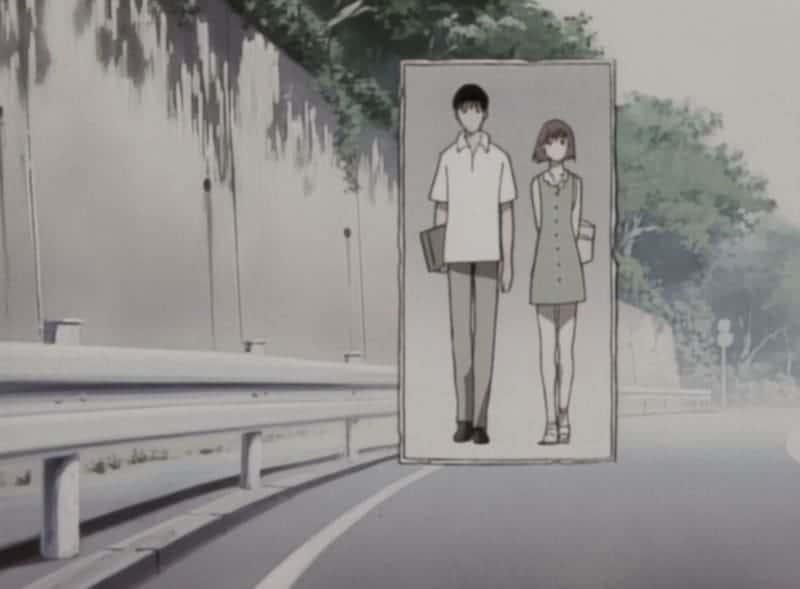 Yukino and Soichiro Walking Together