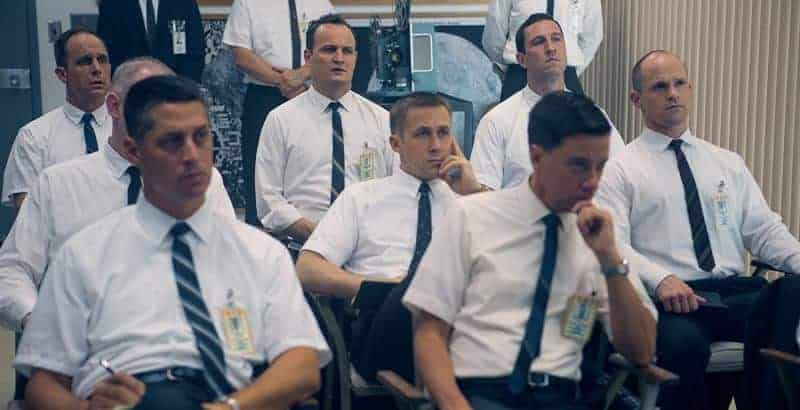 FIRST MAN: Astronauts Assemble
