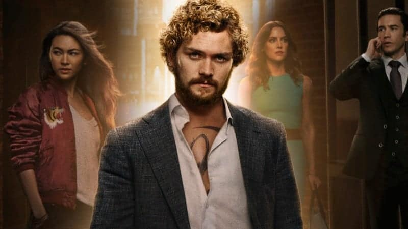 IRON FIST Canceled