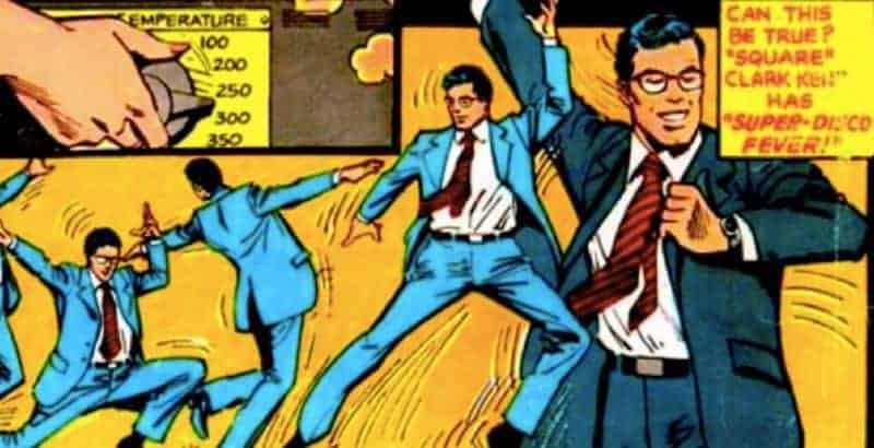 Superman Songs: Clark Kent Dances