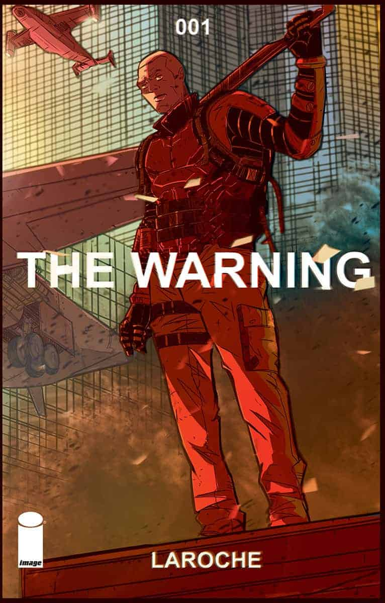 the warning cover