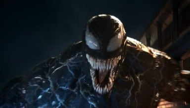 VENOM: Laughing because their movie is fun!