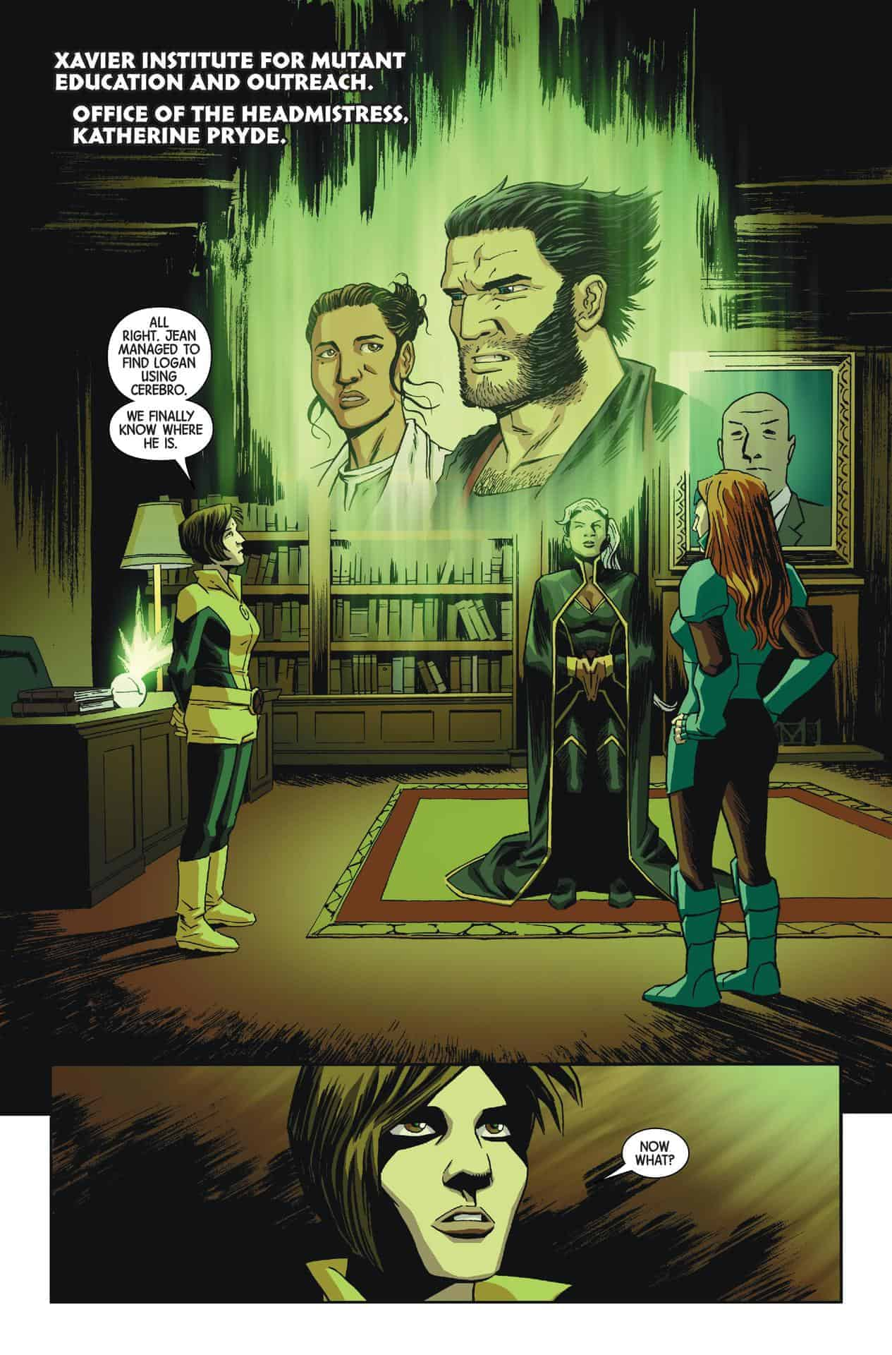 return of wolverine #3