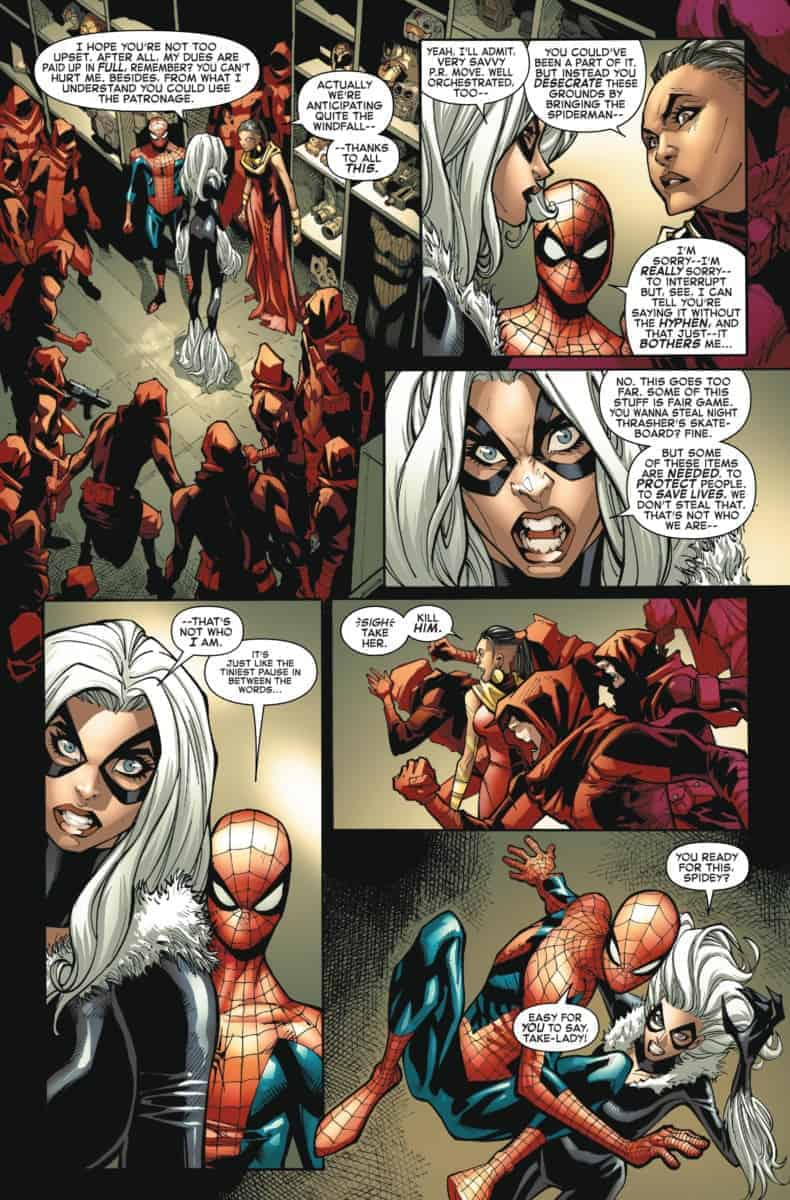 amazing spider-man #10