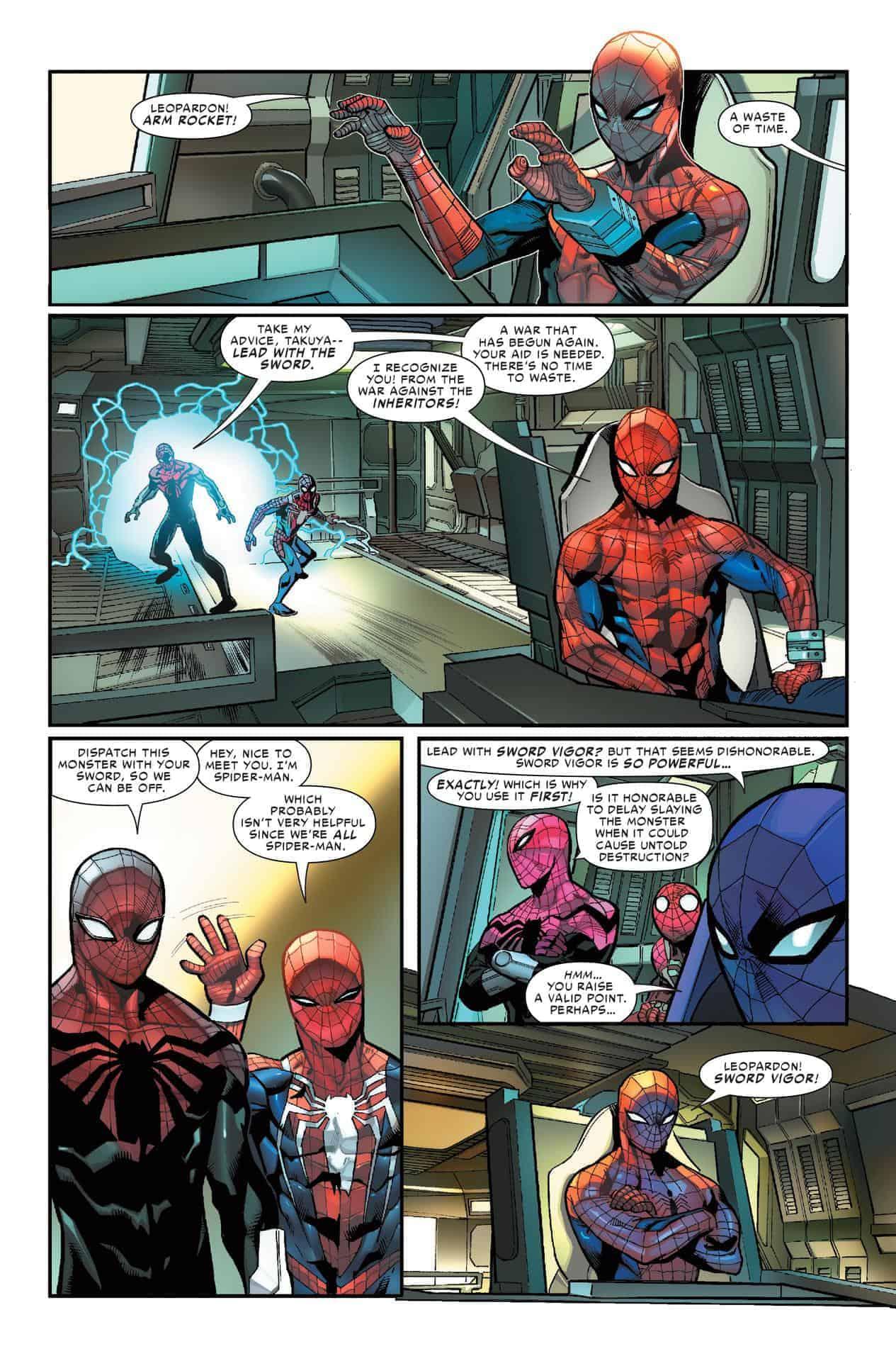 spider-geddon #3