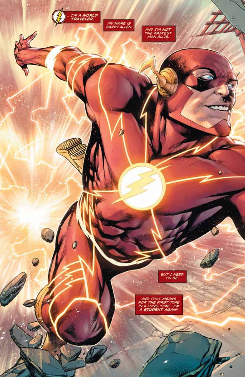 THE FLASH #58
