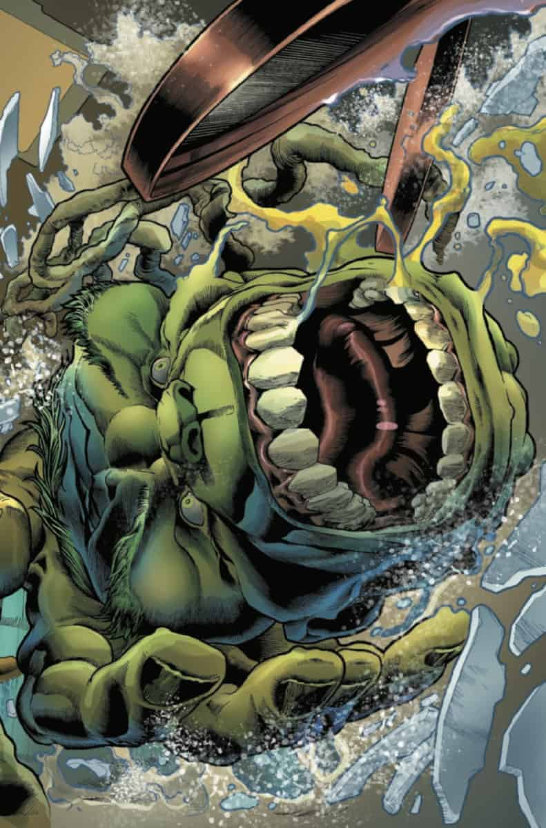 THE IMMORTAL HULK #8