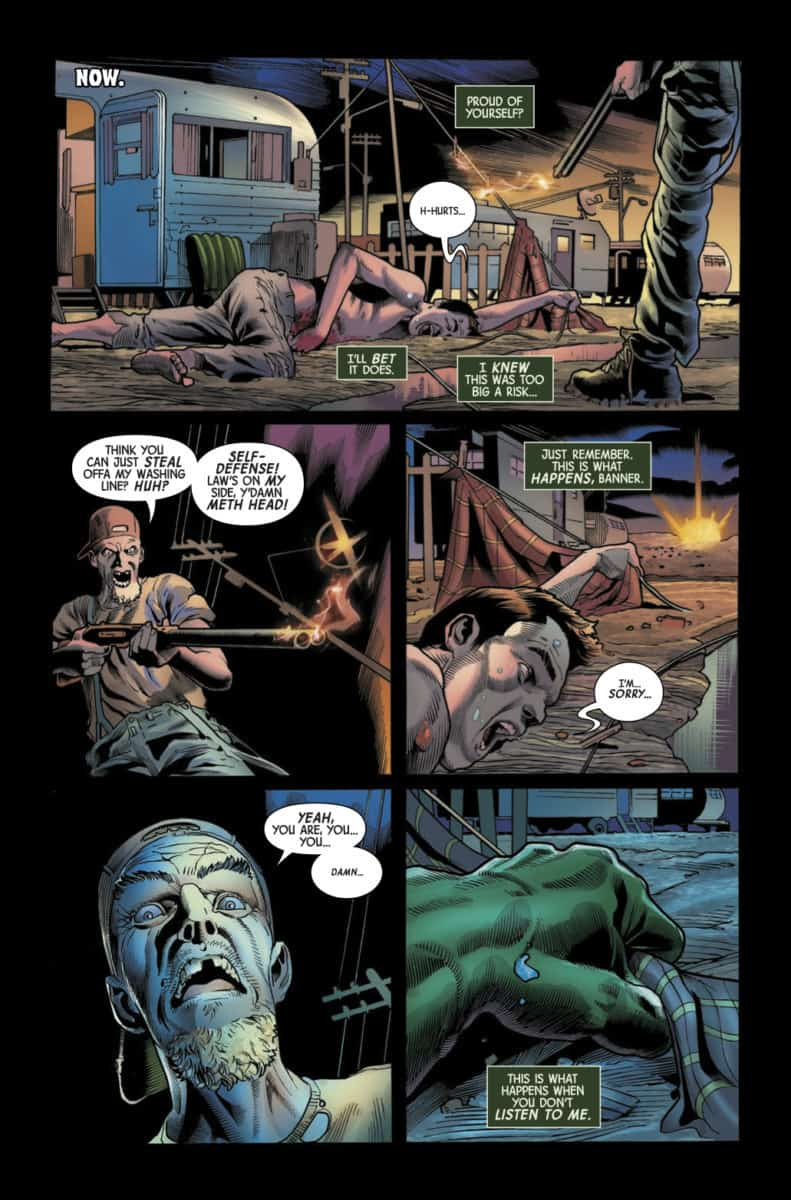 THE IMMORTAL HULK #9