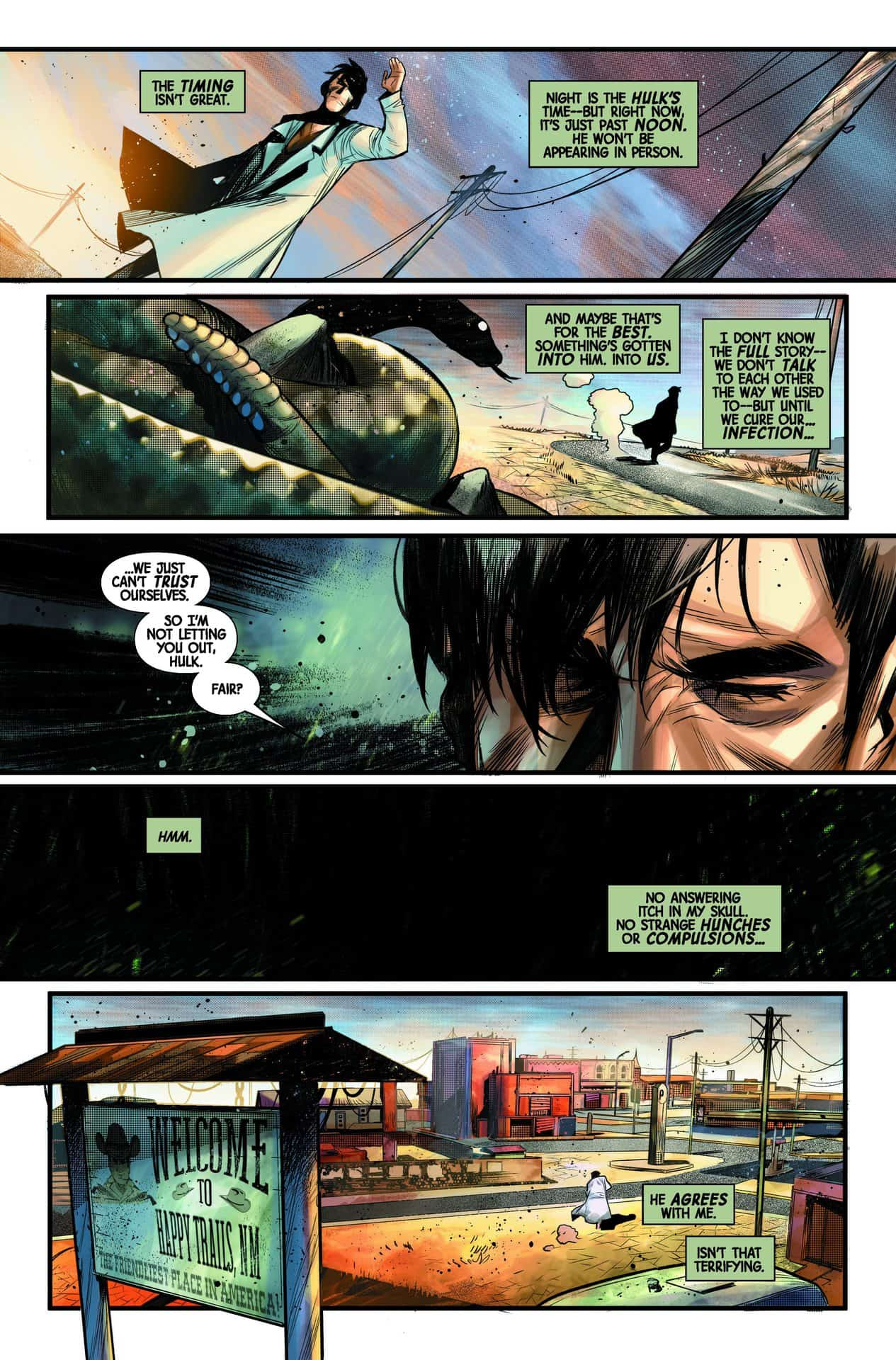 immortal hulk the best defense #1