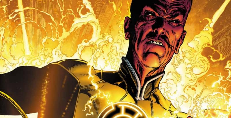 Adaptation: Sinestro