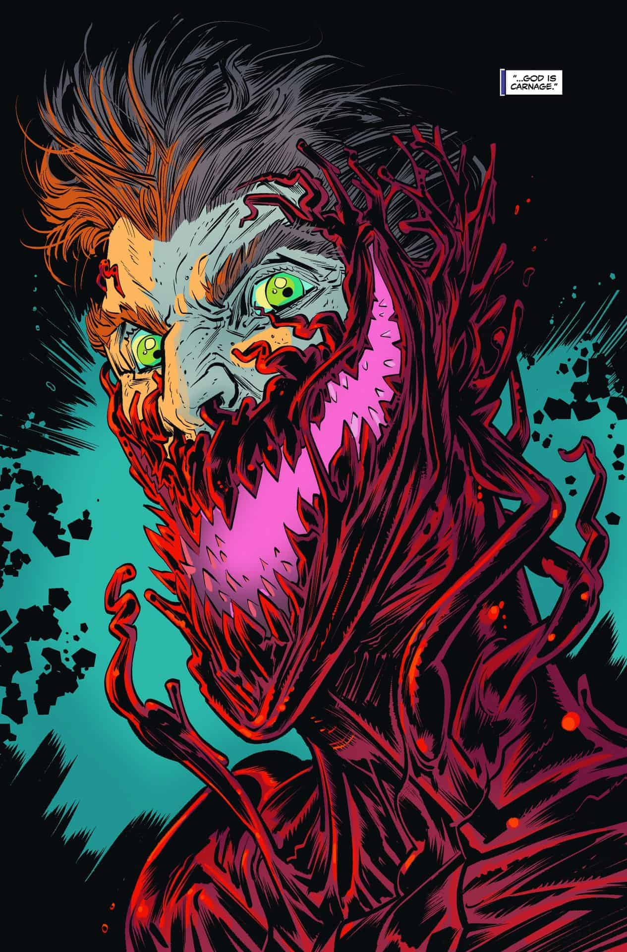 Web of Venom Carnage #1