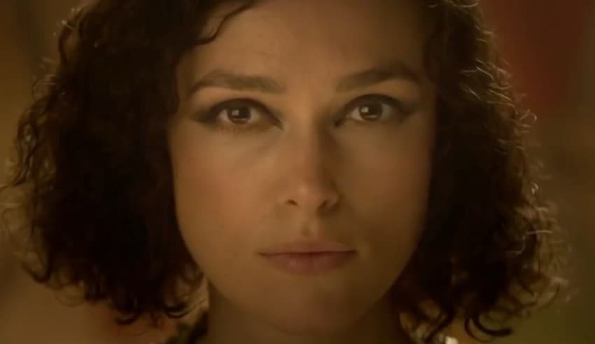 Knightley: Featured Close-Up, Cleopatra
