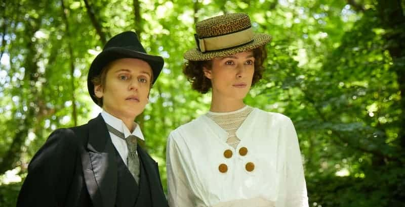 Knightley: Missy and Colette