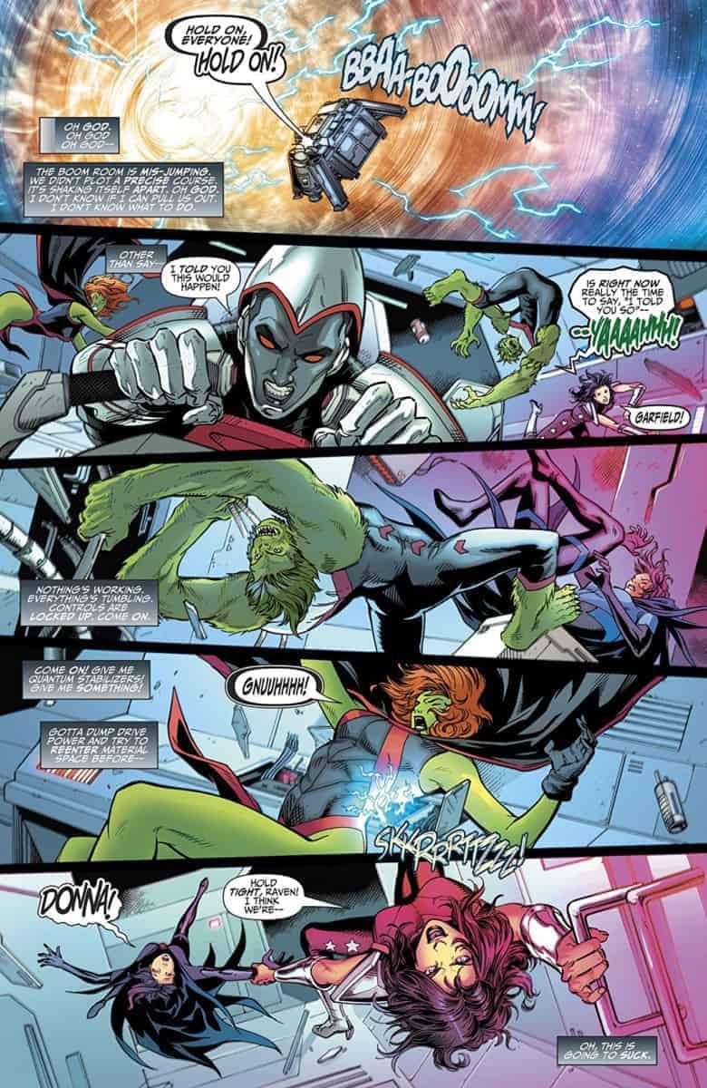 TITANS #29