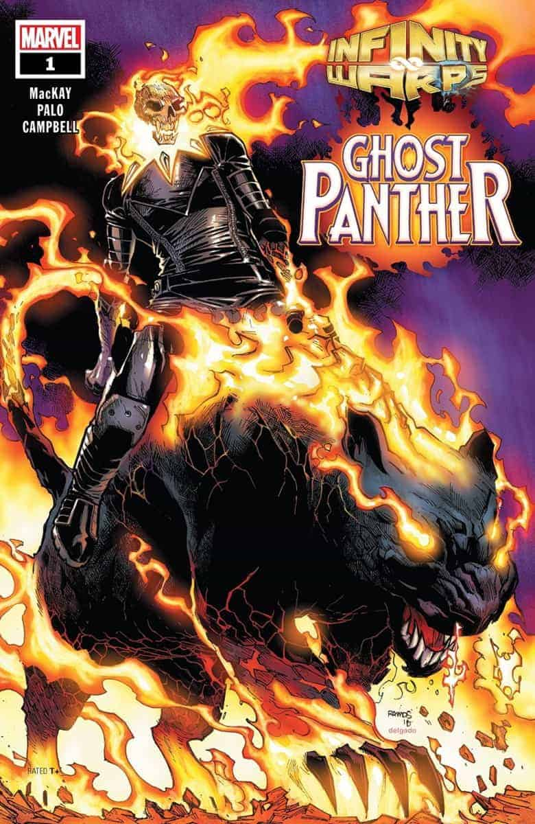 infinity warps ghost panther #1