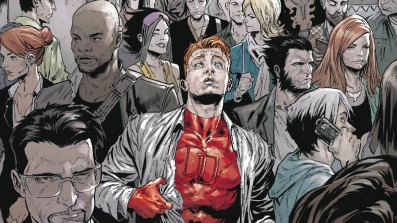 marvel knights 20th #1