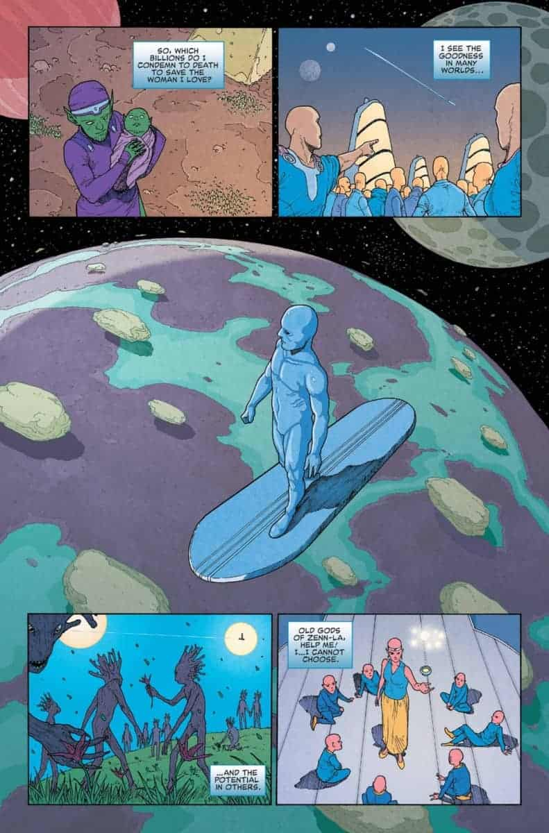 silver surfer annual