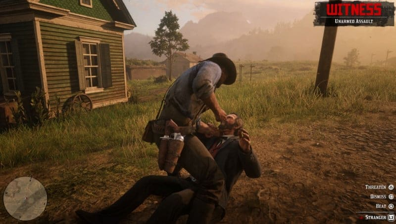 RED DEAD REDEMPTION 2 RED DEAD 2 1st person