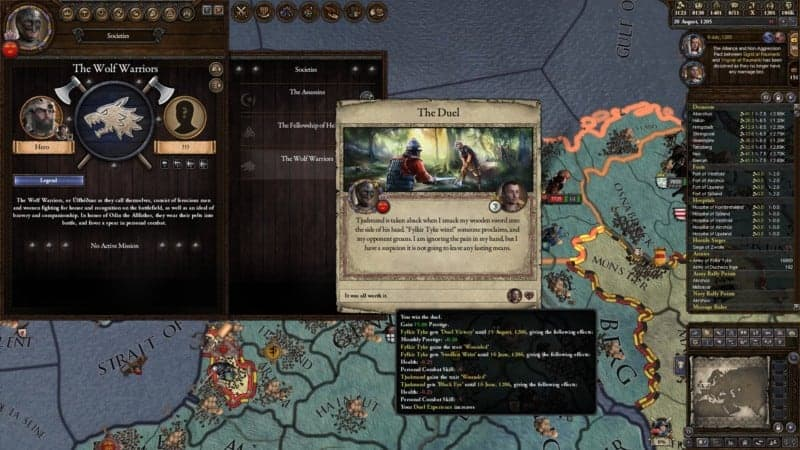 HOLY FURY unleashed in CRUSADER KINGS II - Review - ComicsVerse