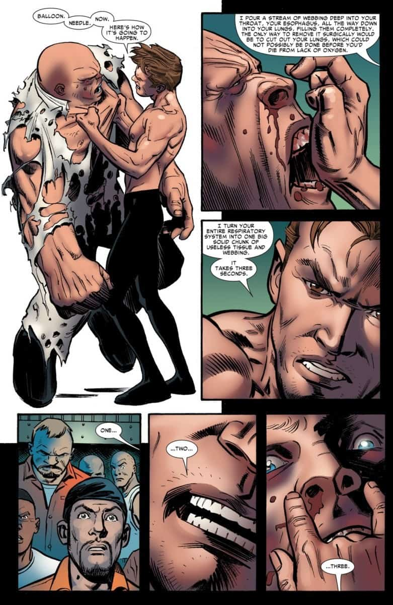 Straczynski's AMAZING SPIDER-MAN