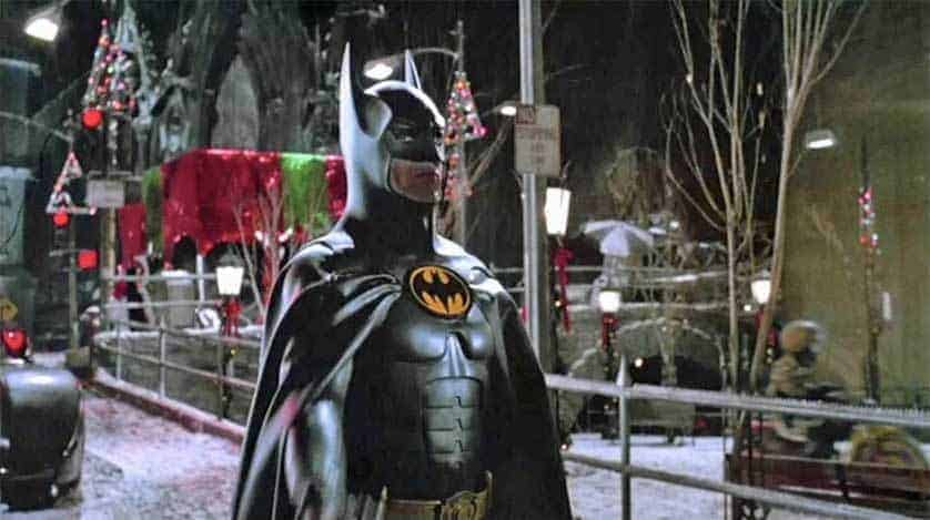 Image result for batman returns christmas