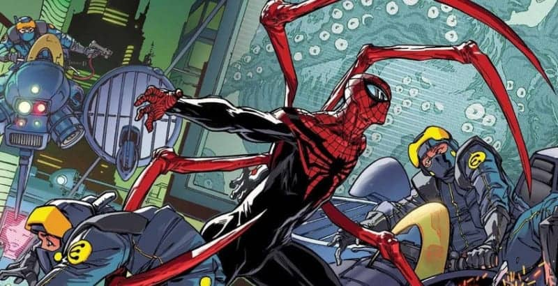 Spider-Verse sequel: Superior Spidey