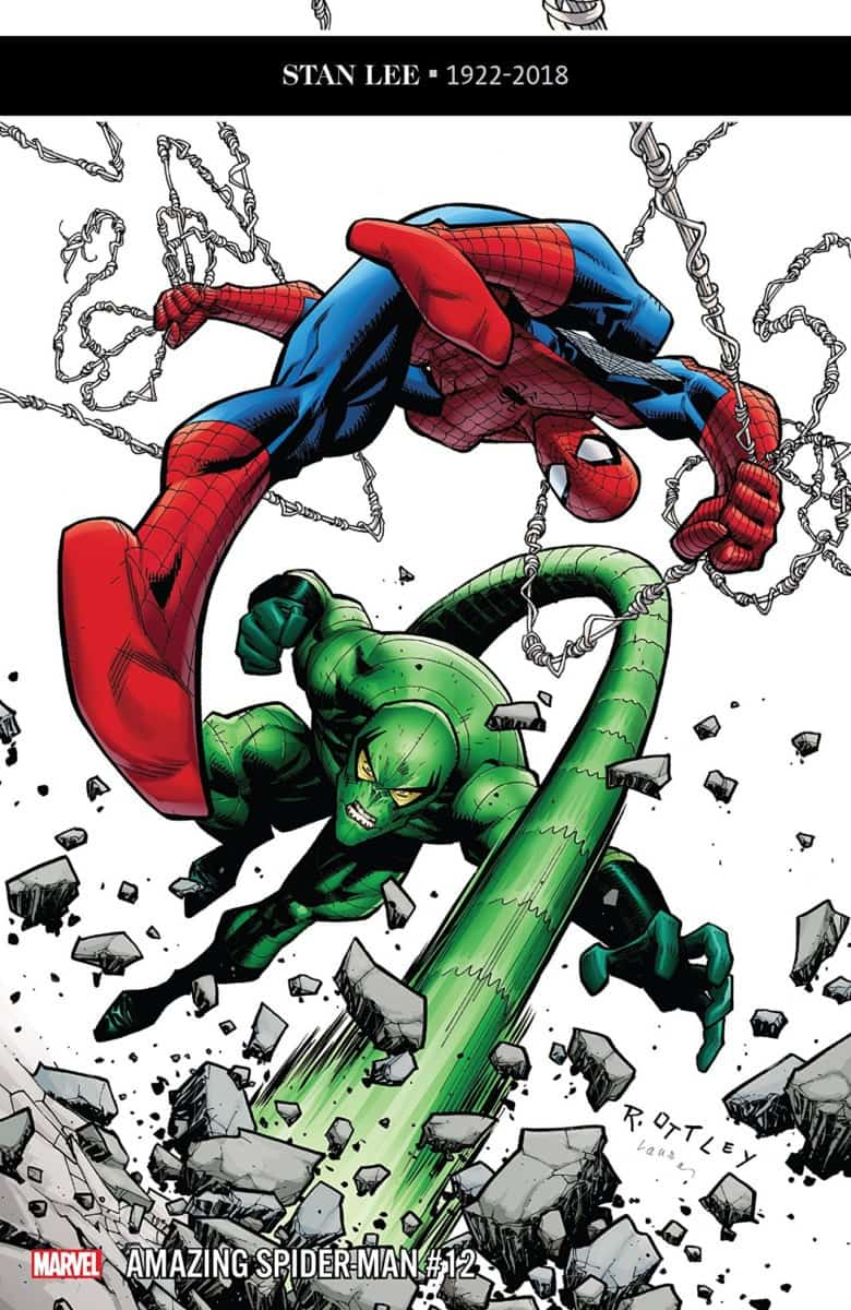 amazing spider-man #12