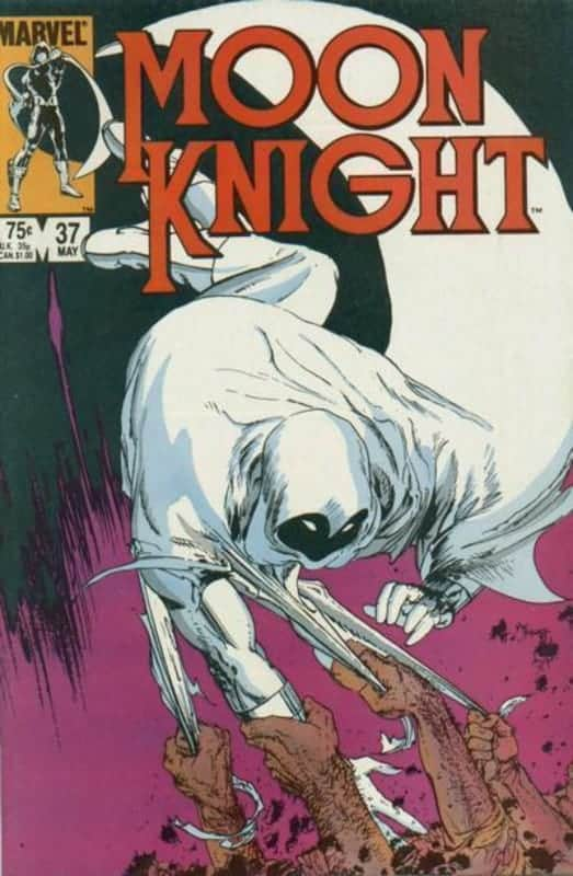 Moon Knight Judaism: Debut Cover