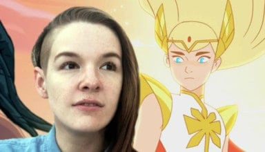 Noelle Stevenson and She-Ra
