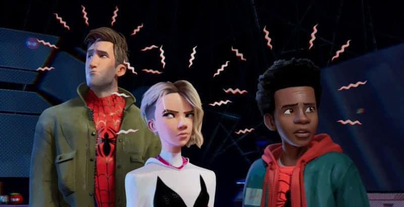 Top 10: Into the Spider-Verse