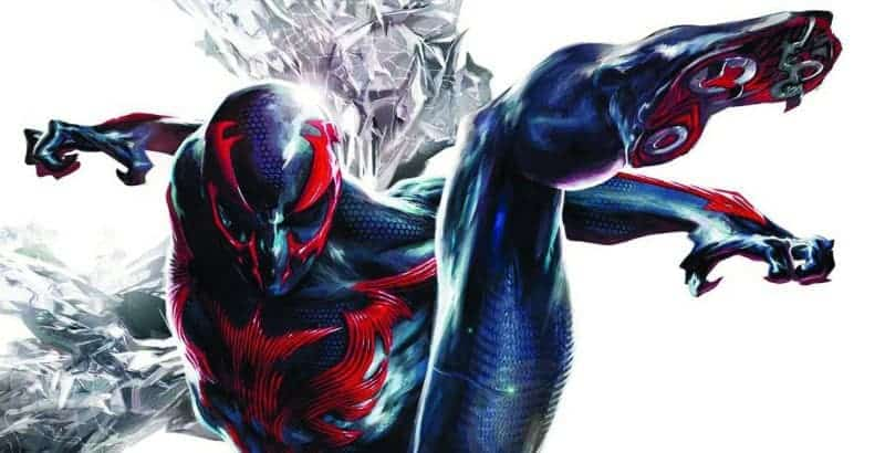 Spider-Verse sequel: Spidey 2099