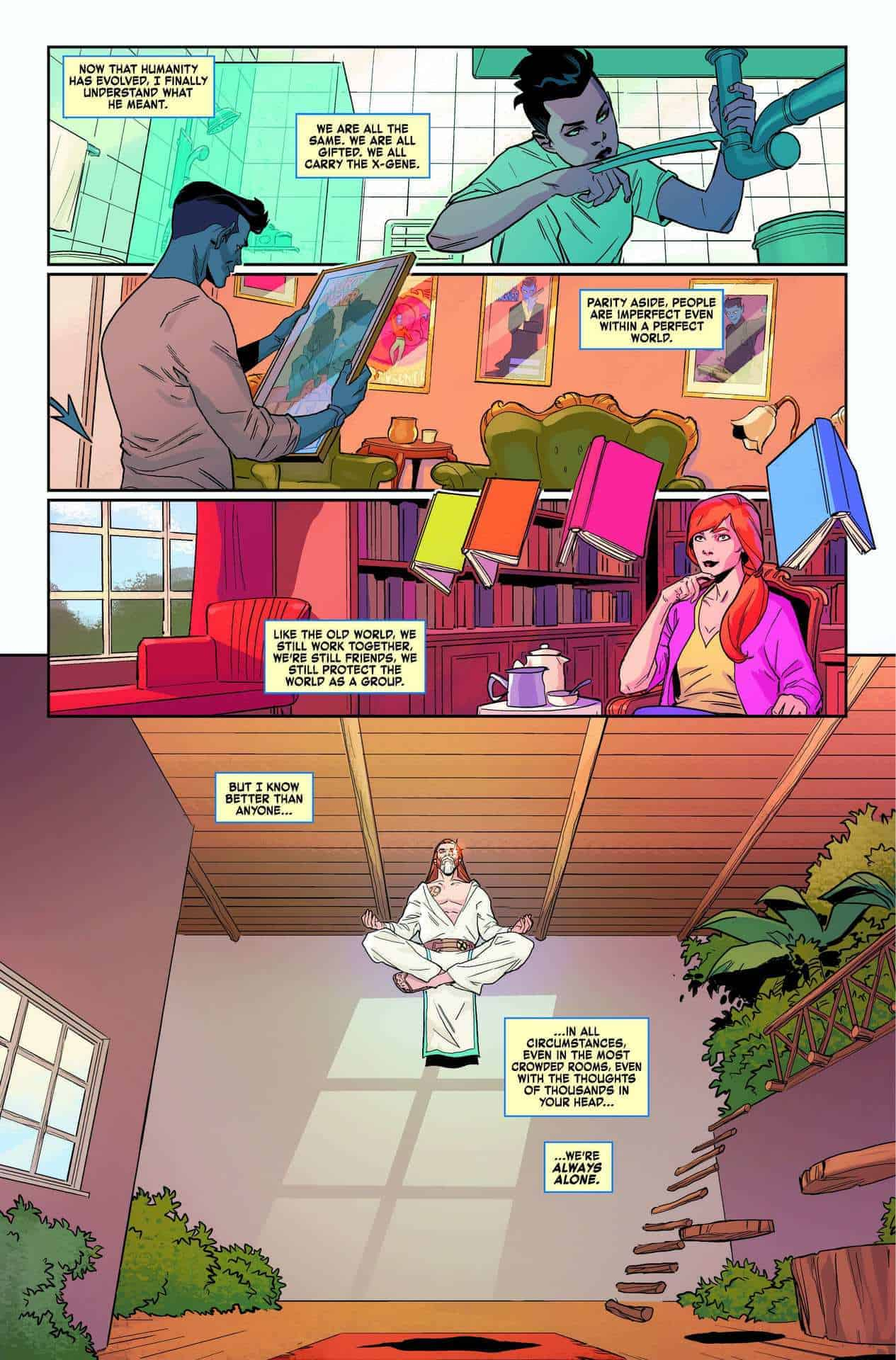 Age of X-Man The Marvelous X-Men #1