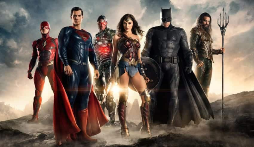 DECU End: Justice League Featured