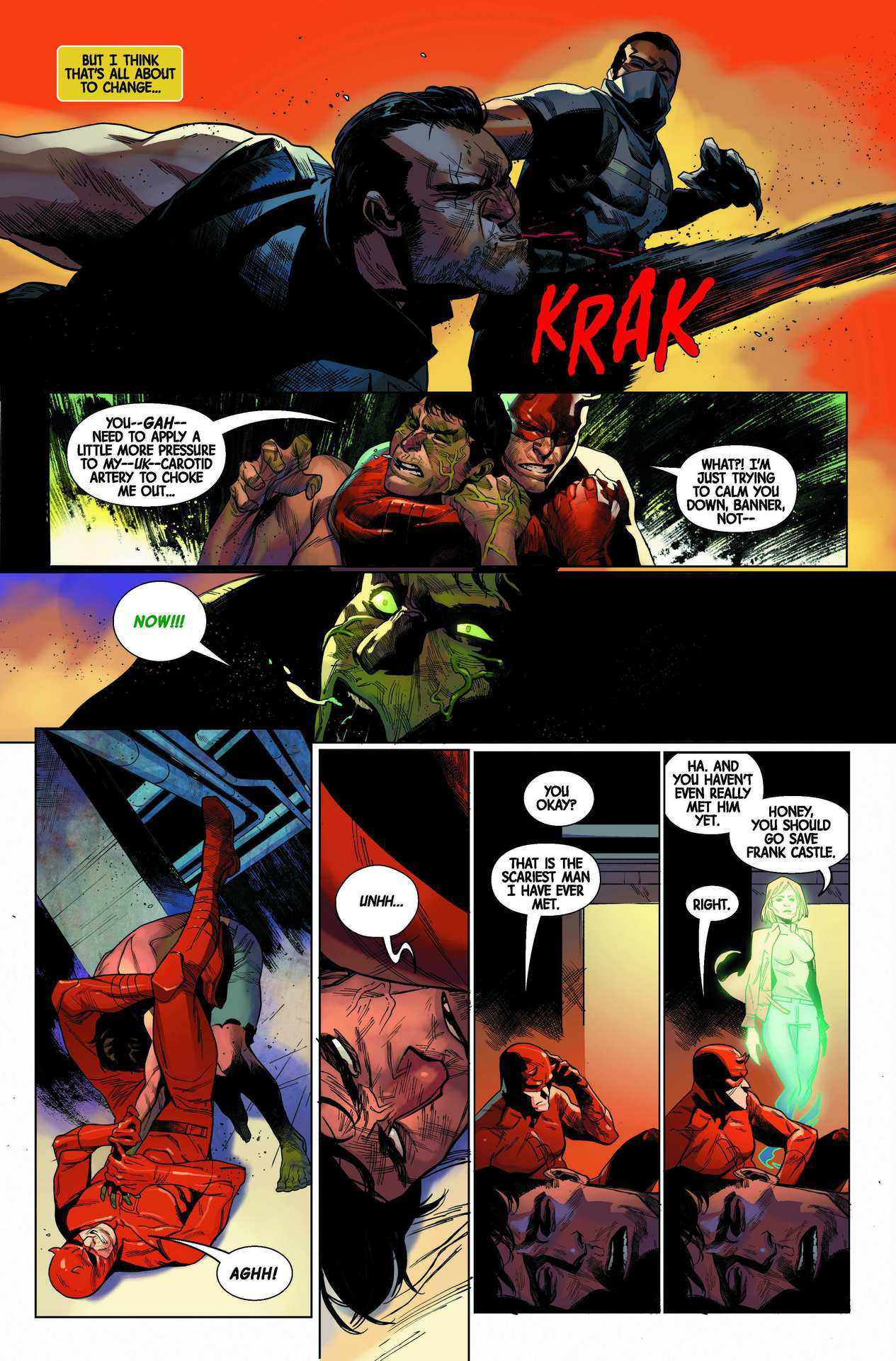 marvel knights 20th #6